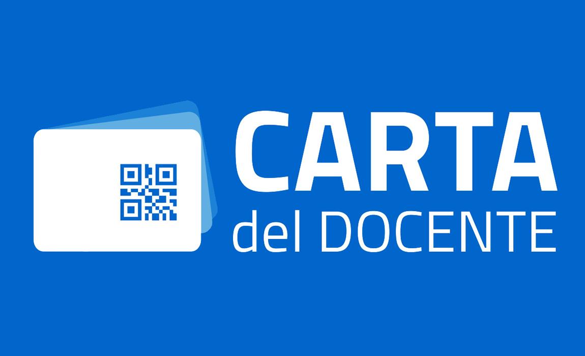 Riattivata la piattaforma web per la Carta del Docente